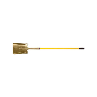 Ampco Non-Sparking Shovel With Fibreglass Handle
