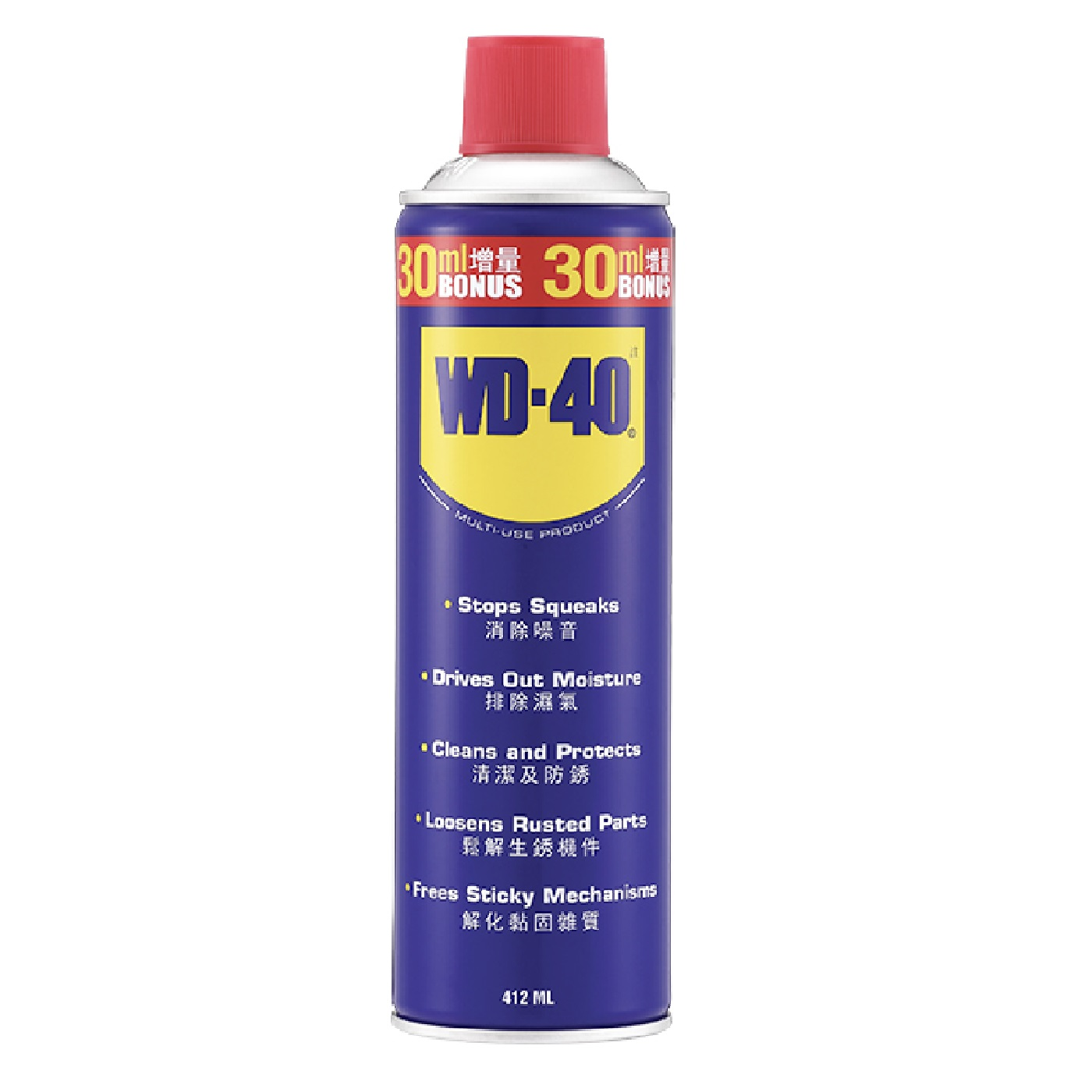 WD40 Multi-Use Product 412ML
