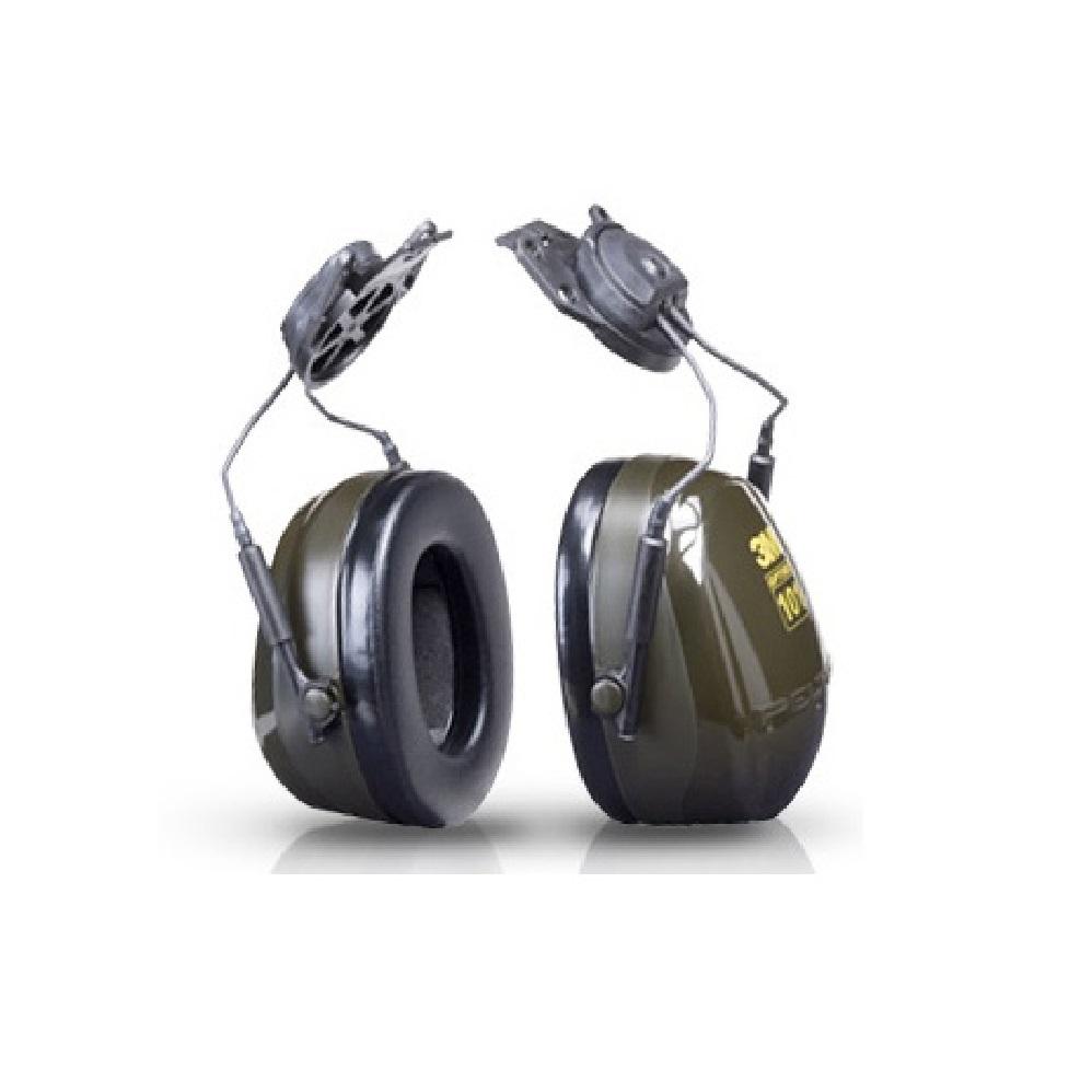 3M H7P3E Peltor Optime 101 Helmet Attachable Earmuff