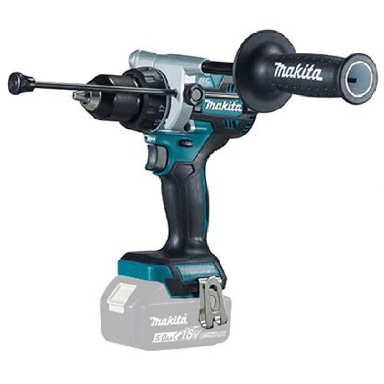 "Makita DHP486Z 18V LI-ION 13MM (1/2"") Brushless Hammer Drill - Bare Unit"