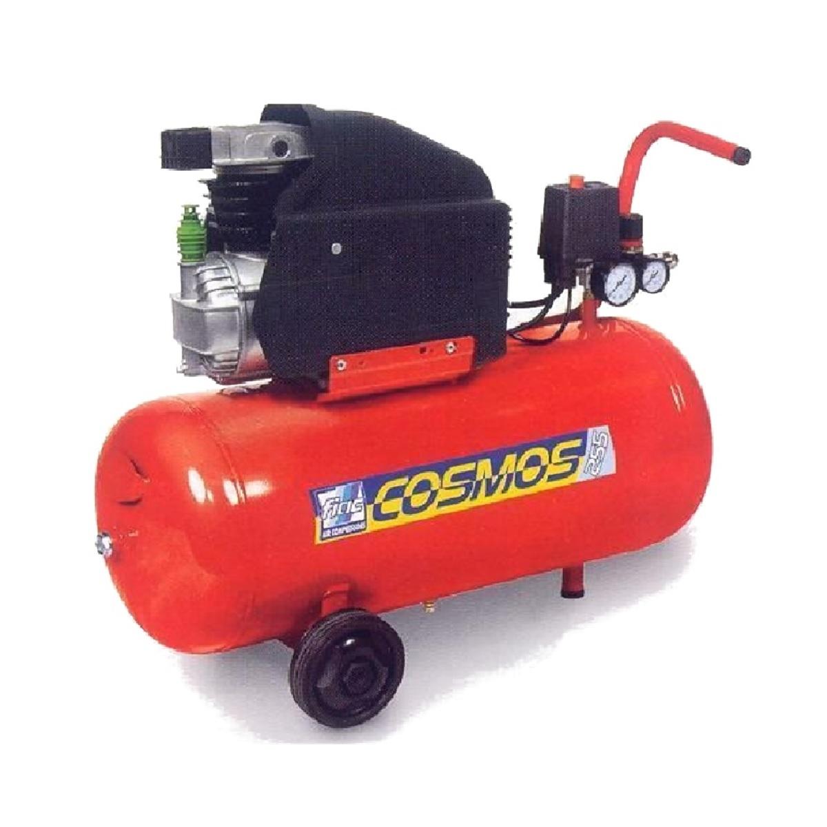 Fiac AB 24/145, Air Compressor 2.0 HP 24L (Made In Italy)
