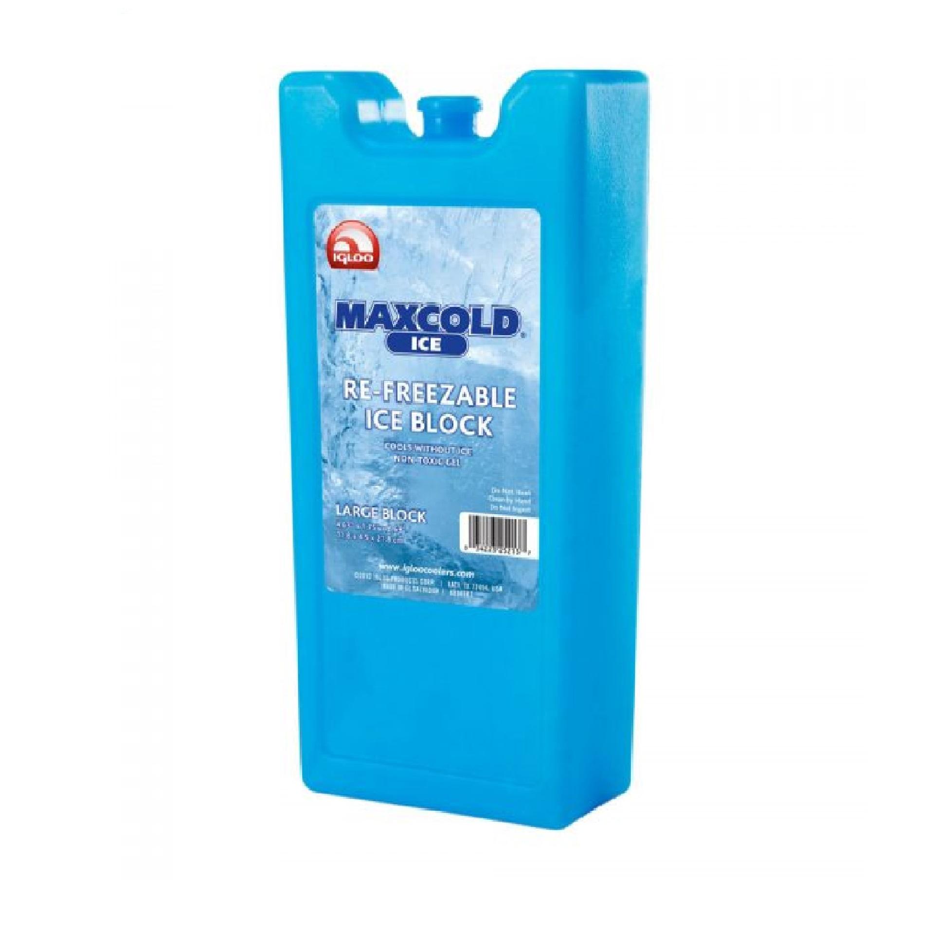 IGLOO Maxcold Ice Freezer Block Large