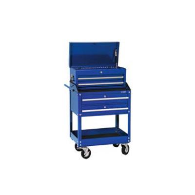 Bluepoint KRBC15TPCM, 2 Drawers, Flip-Top Roll-Cart