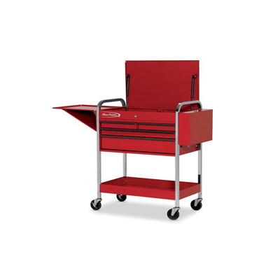 BluePoint KRBC7TD, 4 Drawers, Flip-Top Roller Cart