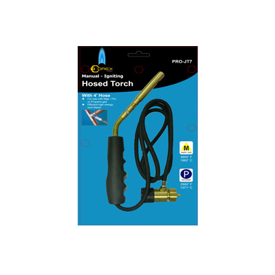 Orex Brazing Torch with 4ft Hose