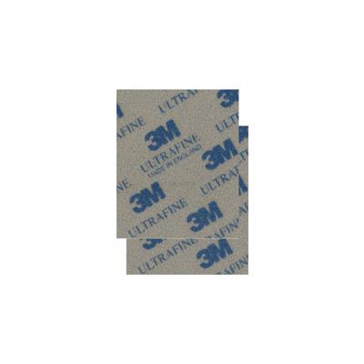 3M 02601 Blue Ultrafine Softback Sanding Sponge