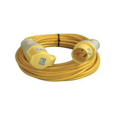 Defender 110V Cable Extension IP44 110V Industrial Plugs
