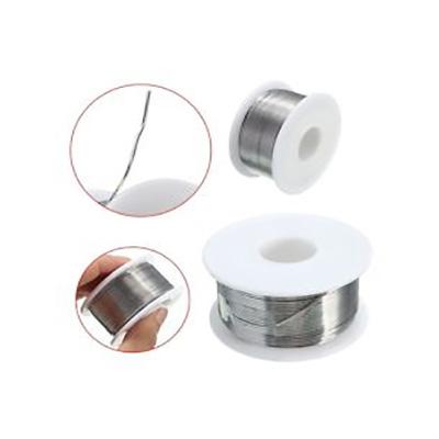 100g 60/40 Tin lead Solder Wire Rosin Core Soldering 2% Flux Reel Tube UK