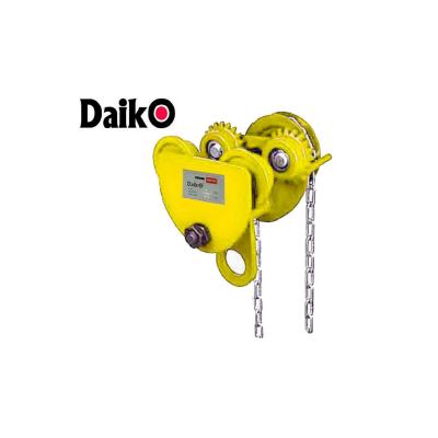 Daiko Extra Heavy Duty Geared Trolley