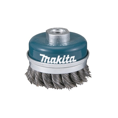 Makita Wire Cup Brush - Knot Cup 2