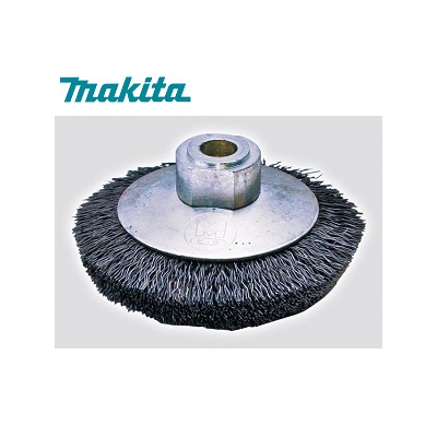"""Makita 4""""/85MM Beveled Wire Cup Brush"""