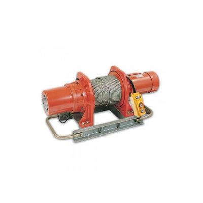 COME UP CWG-10151 Electric Winch 400 Kg Lifting Capacity 60 Metres x 9mm 220/240V 2 HP