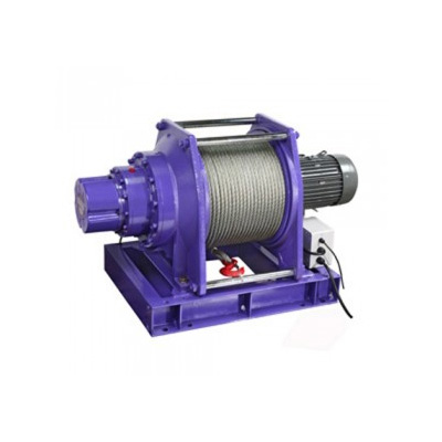 COME UP CWG-31500 3500 Kg X 150M X 18MM Electric Winch 7.5HP 415V 6 POLE
