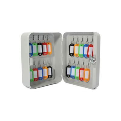Metal Cabinet Key Box (For 20 Keys)