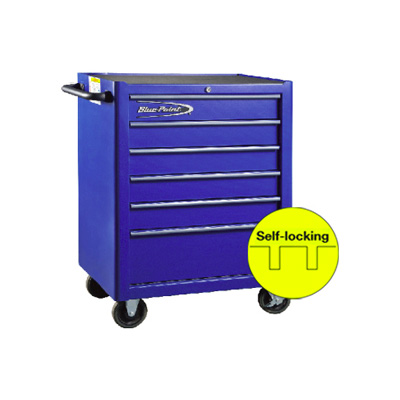 Blue-Point KRB2006KPQ 6 Drawers Roller Cabinet 2006