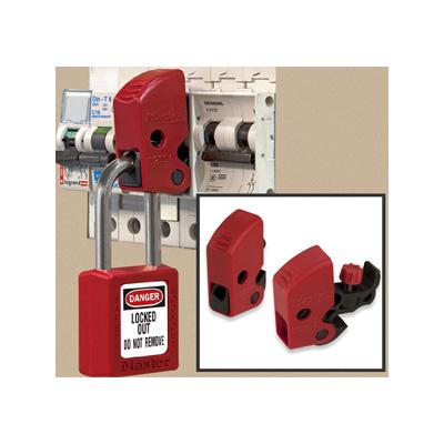 Masterlock S2394 Miniature Circuit Breaker Lockout, Tool Free Universal Fit