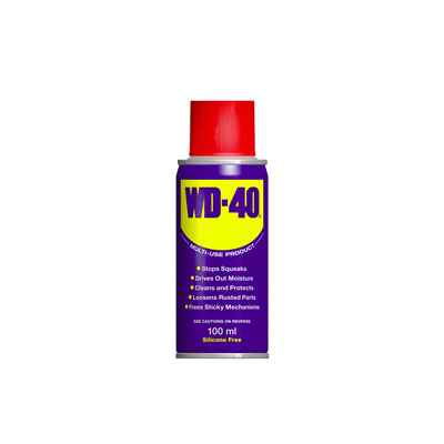 WD40 Multi-Use Product Anti-Rust Lubricant And Penetrant 100mL