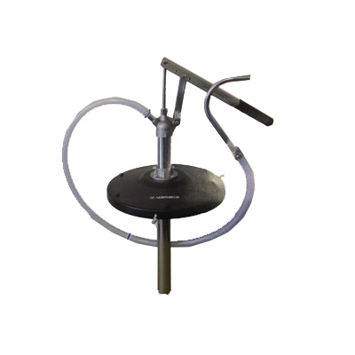Yamada STB-20EXS, Economical, Hand Operated Oil Pump With Leak-Proof Steel Pail Cover (Use With 18L Pail)