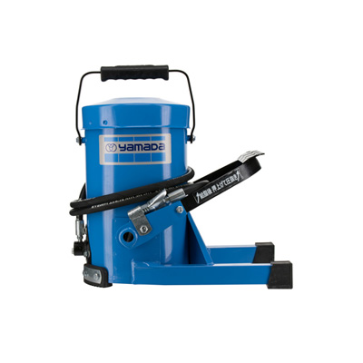 Yamada FB-8, Foot Operated, Grease Pump For Grease (Built-In Bucket)
