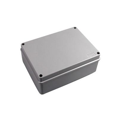 PVC IP66, Weatherproof Exterior Junction Box 255mm x 200mm x 150mm