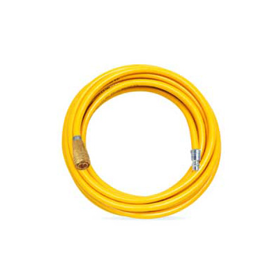 River 30M Air Line, Pneumatic Air Hose with ARO Type Fittings & Quick Disconnect Coupler (1000PSI)