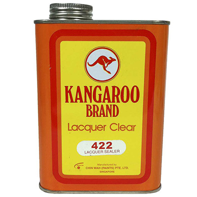 Kangaroo Lacquer Clear 422