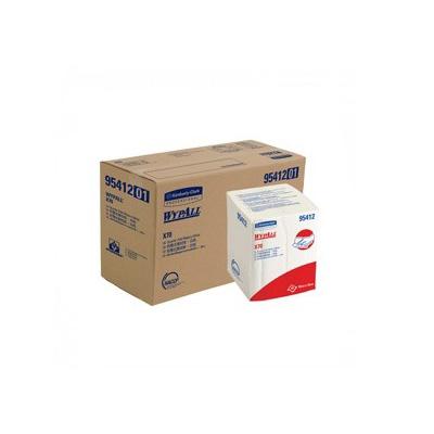 Kimberly-Clark KC95412, Wypall X70QT Fold Wipes (90/Box)