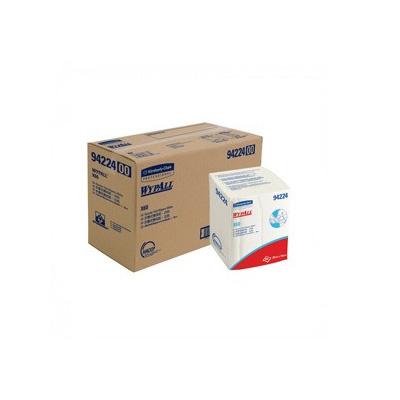 Kimberly-Clark KC94224, Wypall X60QT Fold Wipe (100/Box)