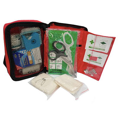 HardwareCity Alcare Personal First Aid Pouch