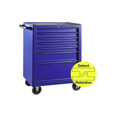 BluePoint KRB13007KPR, 7 Drawers Roller Cabinet