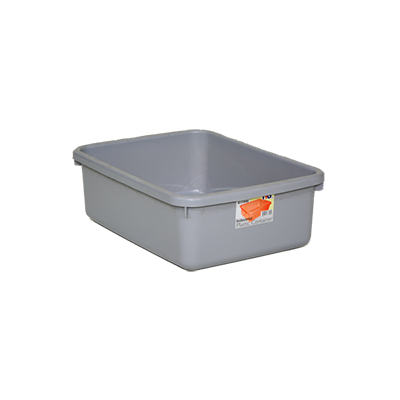 Toyogo ID3900 Grey Industrial Plastic Container