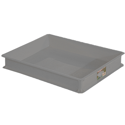 Toyogo ID3901 Grey Industrial Plastic Container