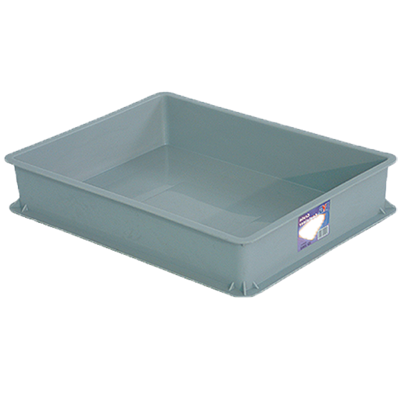 Toyogo ID3902 Grey Industrial Plastic Container