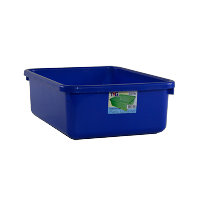 Toyogo ID3904 Blue Industrial Plastic Container