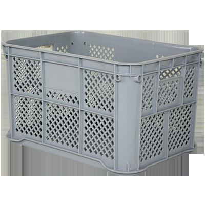 Toyogo ID6905 Grey Industrial Plastic Basket
