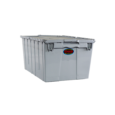 Toyogo ID4628 Grey Security Crate Container