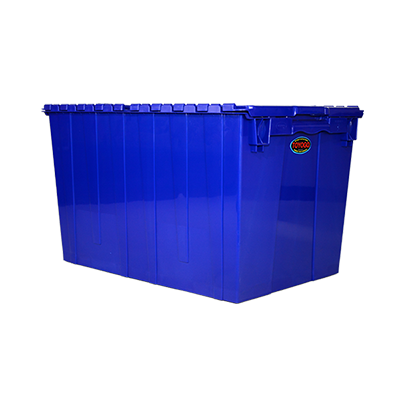 Toyogo ID4629 Blue Security Crate Container