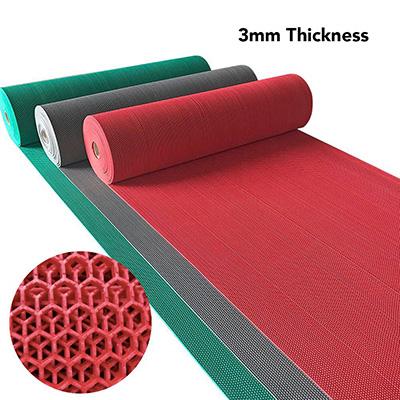 HardwareCity Anti-Slip And Dirt Trap Rubber Floor Mat (Roll)