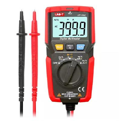 UNI-T UT125C Pocket Size Digital Multimeter