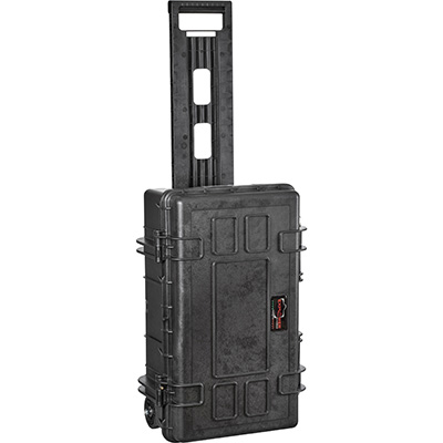 GT Explorer Case 5221B Waterproof Hard Case (Comes With Precubed Foam) IP67 With Wheels & Telescopic Handle