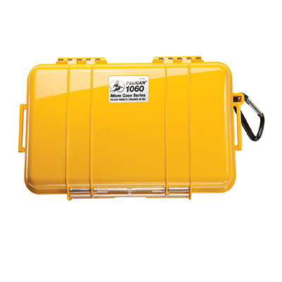 Pelican 1060 Micro Case Yellow