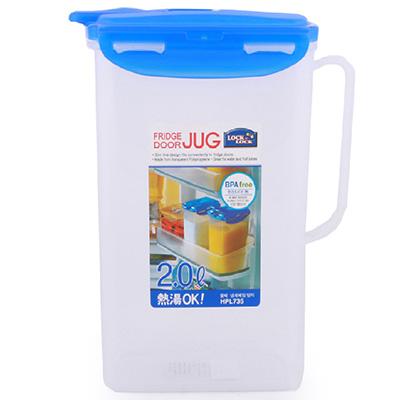 Lock & Lock Aqua Water Jug 2.0L