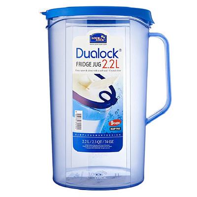 Lock & Lock Aqua Fridge Jug 2.2L
