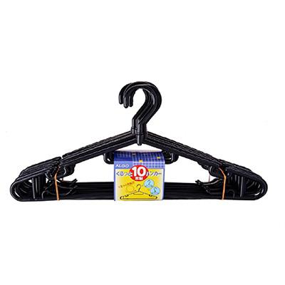 Algo Anti-Slip 360 Degree Hook Hanger 10PC/Set