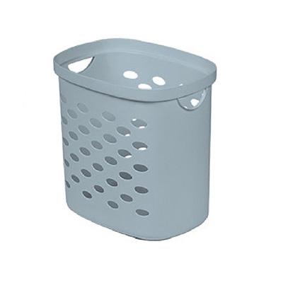 Algo Laundry Basket Blue Grey