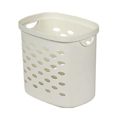 Algo Laundry Basket Ivory