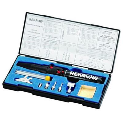 Rekrow RK3114 Multi-Purpose Soldering Tool Kit