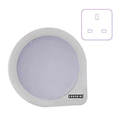 Sunshine Night Light (3-Pin Plug In)