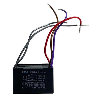HardwareCity CBB61 (5 Cables) Fan Capacitor 1.5uF