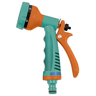 Tramontina Water spray Gun Multifunction, 6 Spray Options for Quick Connect